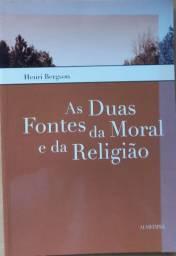 Livro de Henri Bergson.