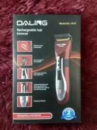 Máquina de corte cabelo barba Daling