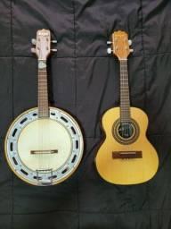 Cavaquinho e Banjo