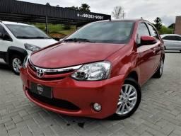 Toyota Etios XLS SDAN 1.5 FLEX 16V