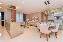 Apartamento à venda com 3 dormitórios em Cabral, Curitiba cod:CO0050