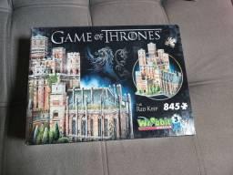 Título do anúncio: Quebra Cabeça 3D Game of Thrones