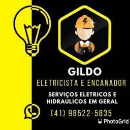 Eletricista Profissional e Encanador Profissional