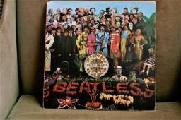 The Beatles - Sgt. Pepper's Lonely Hearts Club Band -LP (Imperdível!!!)