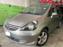 Honda-Fit LXL 1.4 Flex 2008 Mec