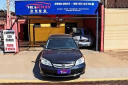 Honda Civic Sedan LX 1.6  Preto