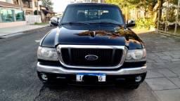 Título do anúncio: ranger xlt 2008 gasolina/Gnv