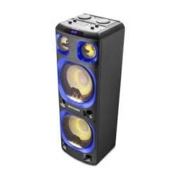 Título do anúncio: Caixa de som Bluetooth/Mp3/Cartão Sd/ USB 2000w Multilaser
