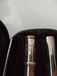 Flauta Transversal YAMAHA 211SII + casebag
