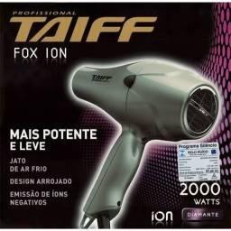Secador Taiff Fox Íon 2000watts