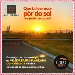Título do anúncio: Terras Horizonte Loteamento-Infraestrutura completa &¨%$
