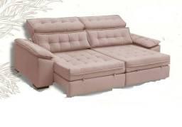 Título do anúncio: Sofa Luapa Monaco, no Dinheiro $ 4.199,00