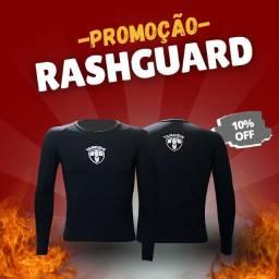 Título do anúncio: Rashguard Jiu Jitsu - Submission