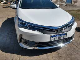 Corolla 2019, só 12.000 Km, Zero.