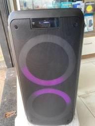 Caixa de som Pulsebox - Amplificada - Super potente 1000w (Lojas WiKi)