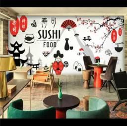 Vaga de Sushi Man com experiência e auxiliar (Fazenda Rio Grande )