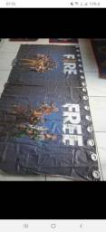 Vendo cortina free fire