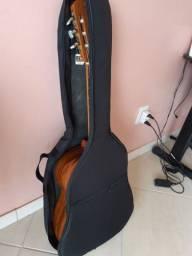 Vendo estojo para violão