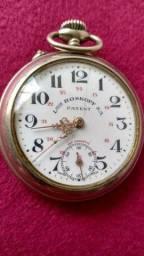 Relógio de Bolso Roskopf Patente, Ant Magnetic
