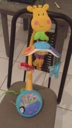 Móbile Musical 2 Em 1 Girafa Fisher-price