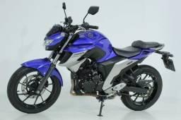 Venda! Yamaha Fz25 Fazer abs 2019 Azul