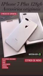 iPhone 7 Plus 128gb- Estado de Novo