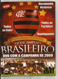Dvd flamengo campeão brasileiro