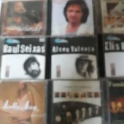 CDs antigos variados ( Faço entrega )