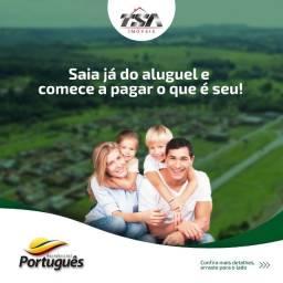 Título do anúncio: Lotes à venda com 200 m² no Residencial Português, em Goiânia - GO