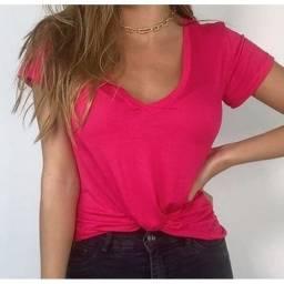 Blusa Feminina Tshirt Podrinha Camiseta academia