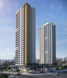 Título do anúncio: Apartamento com 2 dormitórios à venda, 64 m² por R$ 345.000,00 - Jardim Europa - Goiânia/G