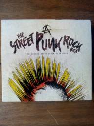 CD The Street Punk Rock Box