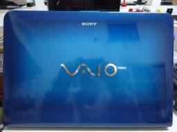 Título do anúncio: Notebook Sony Vaio i7 M620 6Gb SSD 240Gb Bateria 3,5 Hs Tudo OK!!!