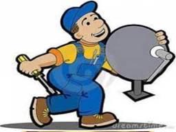 Instalador de Antenas- Aceito Todos os Cartões