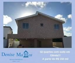 Título do anúncio: DM- 02 quartos com suíte em Jardim Fragoso!!!