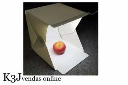 Aumente Já suas Vendas: Mini Estúdio Fotográfico Portátil R$ 139.00
