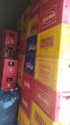 Título do anúncio: Vasilhames completos de 600 e litrão