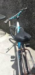 Bicicleta com Macha toda Rolamento