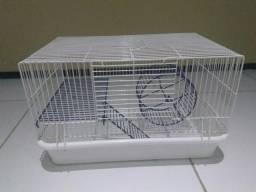 Gaiola de hamster *Dois andares