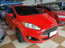 New Fiesta SE 1.6 Aut (Ac Troc) - 2014