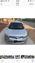 Vende-se new Civic 1.8 Automatico 2007/08 fone 065-992472992 - 2007