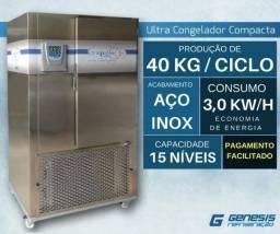 Ultracongelador - Compacta 40 KG (seminovo)