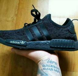Tênis adidas nmd boost r1 black