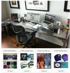 Tenha sua Loja Online de Roupas e Perfumes e trabalhe em sua casa