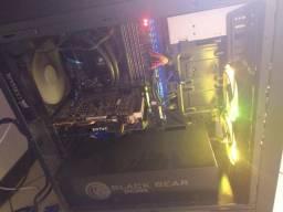 Computador I7 6700K+GTX 1070+ 8GB ddr4+ssd 240 e muito mais!
