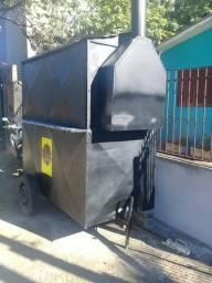 Vendo trailer foodtruk
