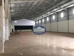 Título do anúncio: Barracão para alugar, 1500 m² por R$ 12.000,00/mês - São João - Araçatuba/SP