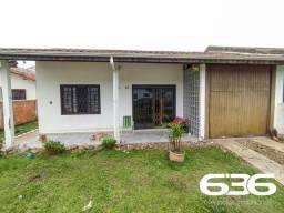 Casa à venda com 2 dormitórios em Pinheiros, Balneário barra do sul cod:03015566