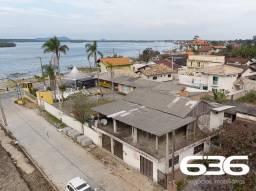Casa à venda com 3 dormitórios em Costeira, Balneário barra do sul cod:03015769