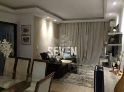 Apartamento à venda com 3 dormitórios em Vila aviacao, Bauru cod:5592